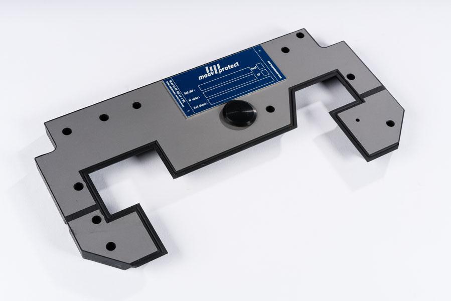 Joint racleur glissière pour machine outil