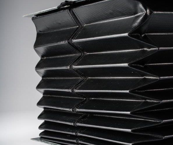 Soufflets tables élévatrices montage rapide