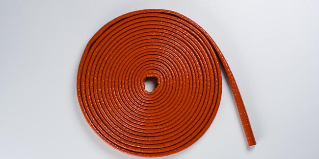 gaine isolante enduite haute temperature protection cables